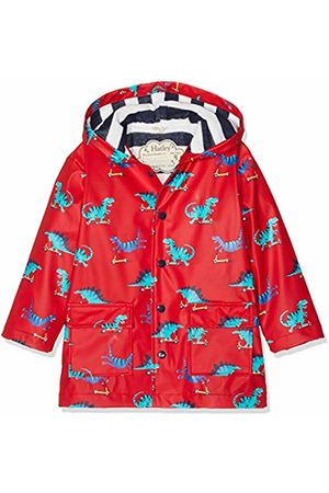 Hatley Boy's Printed Raincoats (Scooting Dinos)