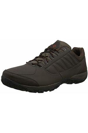 Columbia Men's Hiking Shoes, RUCKEL RIDGE, (Cordovan, Rusty)
