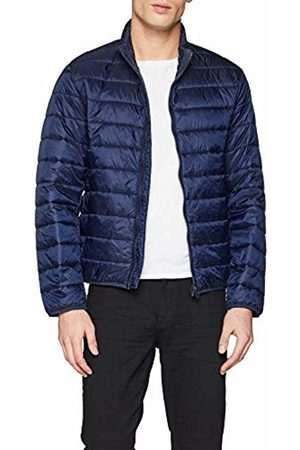 Mustang Men's Padded Jacket Dress Blues 5334