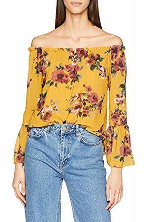 Mela Women's Blouse Long Sleeve Top