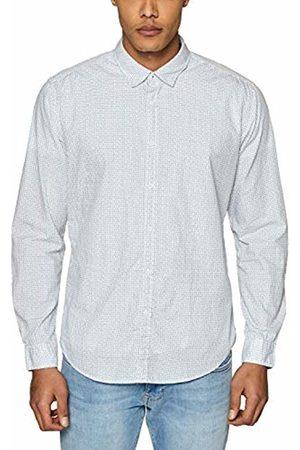 Esprit Men's 029CC2F008 Casual Shirt, ( 100)