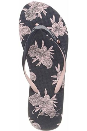 Roxy Women's Portofino Ii Beach & Pool Shoes, ( Ashes Ba9)