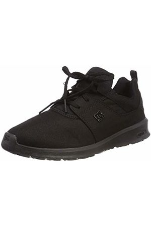 DC Women's Heathrow Tx Se Skateboarding Shoes, ( 001)