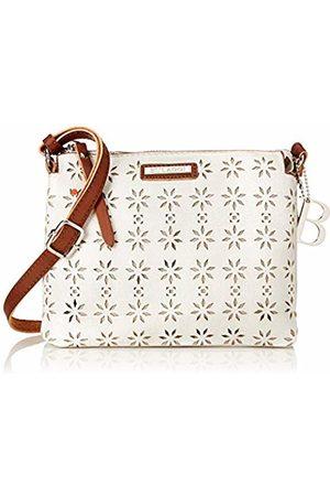 Bulaggi Chayenne Crossover Women's Cross-Body Bag, (Wei\ß)