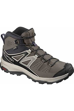 Salomon Women's X RADIANT MID GTX W, Hiking and Multisport Shoes, Waterproof