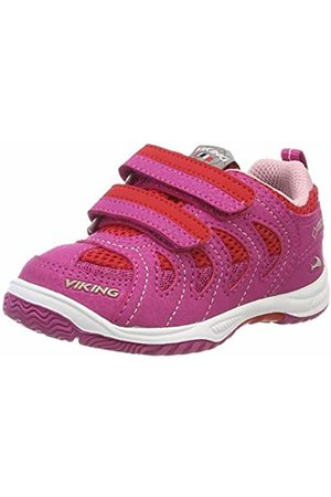 Viking Unisex Kids' Cascade II GTX Cross Trainers (Magenta/ 9610) 7 Child UK