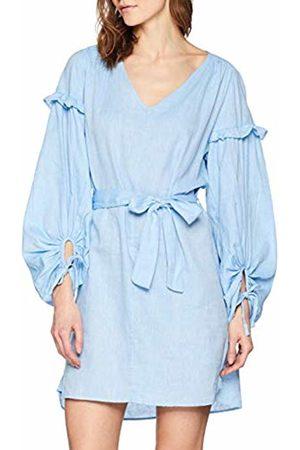 SPARKZ COPENHAGEN Women's Tina Tunic Dress Chambray 748