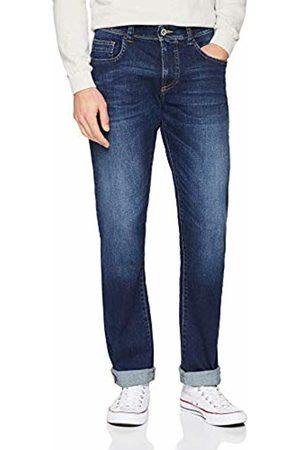 Camel Active Men's 488255 Bootcut Jeans, (Stone 45)