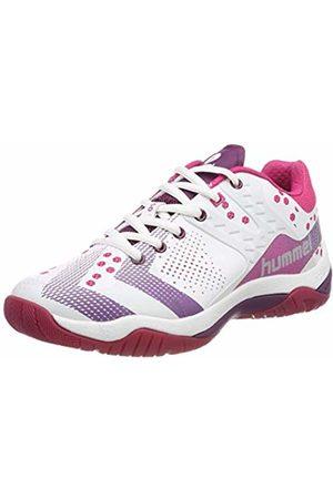 Hummel Women's Dual Plate Power Ws Multisport Indoor Shoes, ( 9001)