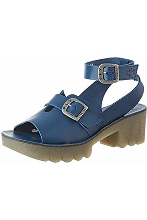 Fly London Women's CANO433FLY Ankle Strap Sandals, ( 003)