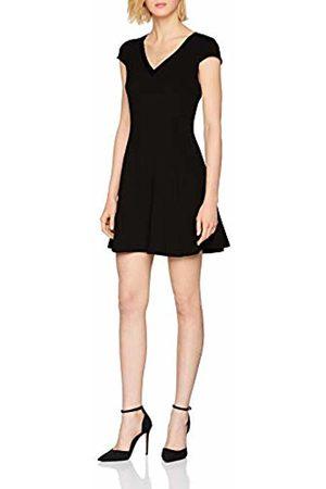 Naf-naf Women's KENR82AD Party Dress, (Noir 625)