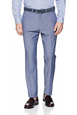 s.Oliver Men's 02.899.73.4497 Suit Trousers, ( Melange 52w1)