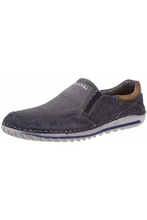 Bugatti Men's 321712606934 Loafers, Dark 4141