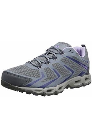 Columbia Women's Ventrailia 3 Low Outdry Rise Hiking Boots, (Tradewinds , Soft Violet 032)
