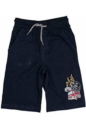Salt & Pepper Salt and Pepper Boys' Bermuda Fire Chief Shorts Blau (Navy 485) 4 Years