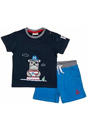 Salt & Pepper Salt and Pepper Baby Boys' Set Piraten Robbe uni Clothing