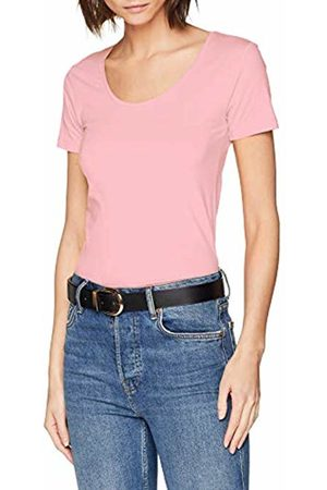 JDY Women's ava S/s Top JRS Noos T-Shirt, Rosebloom