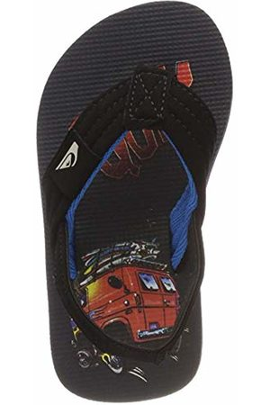 Quiksilver Baby Boys' Molokai Layback Toddler Sandals, ( / / Xksr)