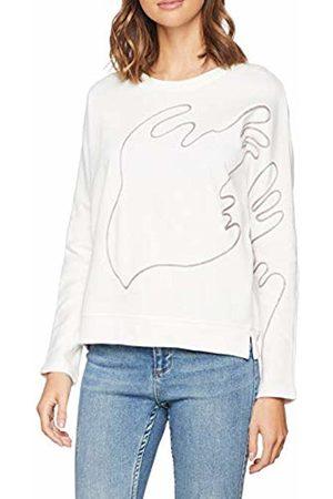 Mavi Women's Embroidery Sweatshirt (Antique 28289)