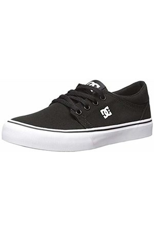 DC Trase Tx-Low-top Shoes for Boys Skateboarding ( / BKW)