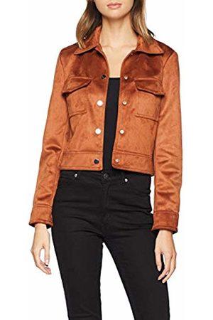 New Look Women's Esme Suedette Trucker 6060955 Jacket