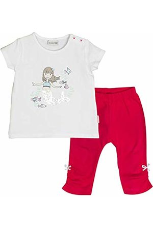 Salt & Pepper Salt and Pepper Baby Girls' Set Meer uni Print Clothing