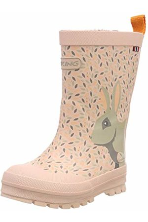 Viking Unisex Kids' Big Rabbit Wellington Boots, ( /Multi 950)