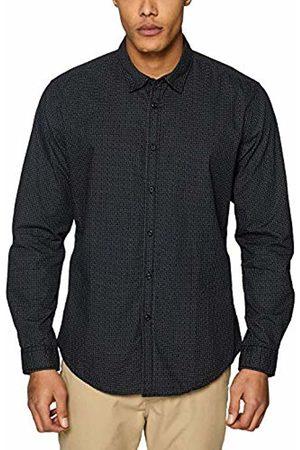 Esprit Men's 029CC2F008 Casual Shirt, ( 001)