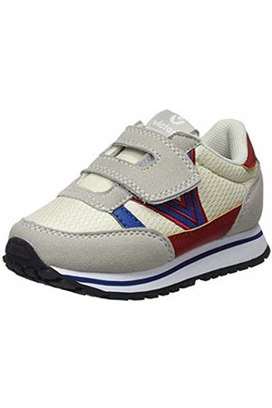 victoria Boys' Cometa Malla Multicolor Trainers