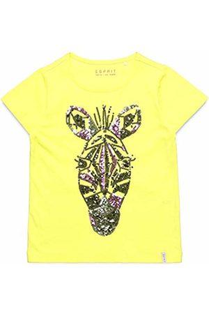 Esprit Kids Girl's T-Shirt Ss (Lemon Drop 710)