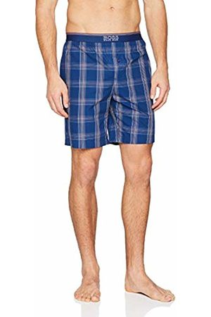 HUGO BOSS Men's Urban Shorts Pyjama Bottoms, (Bright 438)