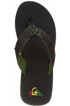 Quiksilver Boys' Molokai Abyss Beach & Pool Shoes, / Xgkg