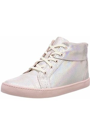 Clarks Girls' City Oasishi K Hi-Top Trainers, ( Interest-)