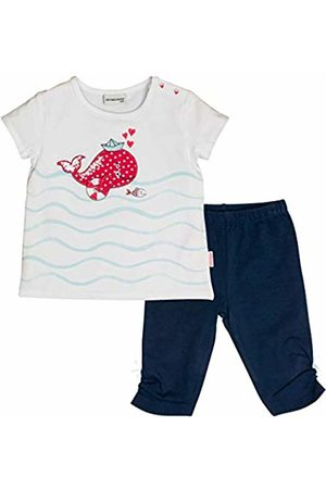 Salt & Pepper Salt and Pepper Baby Girls' Set Meer uni Wal Clothing