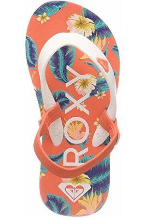 Roxy Baby Girls' Tw Tahiti Vi Sandals, ( Heather Rht)