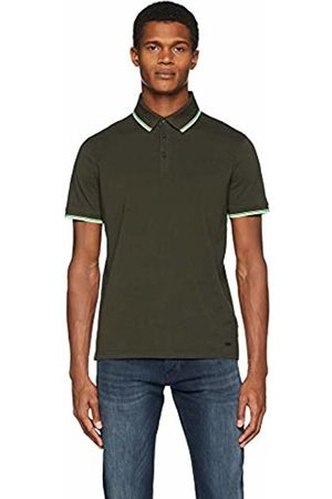HUGO BOSS Men's Poltron T-Shirt, (Open 346)