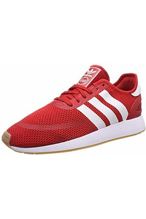 adidas Men's N-5923 Gymnastics Shoes, Scarlet/FTWR /Gum4