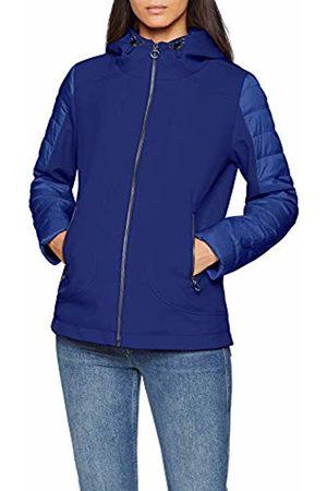 s.Oliver Women's 05.902.51.7122 Jacket, (Cobalt 5616)