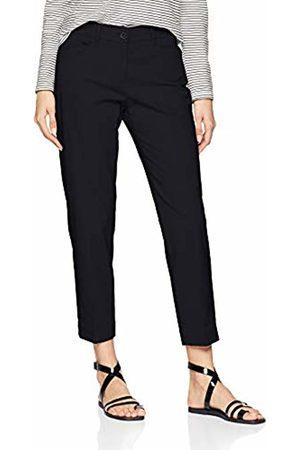Brax Women's Mara S Cotton Satin Chino Uni Verkürzt Trouser Perma 21