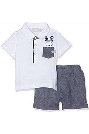 chicco Baby Polo Shirts - Baby Boys' Completo Polo Manica Corta + Pantaloncini Shirt