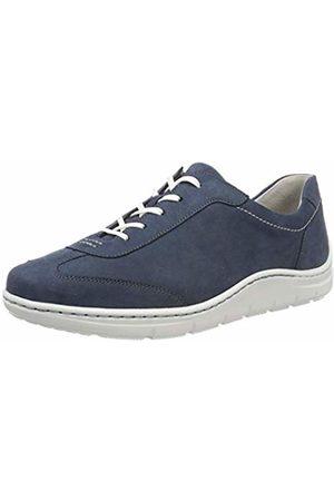 Waldläufer Women's Hassi Oxfords (Denver Jeans 206) 7 UK