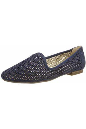Caprice Women's Alba Loafers (Ocean Suede 857) 6.5 UK