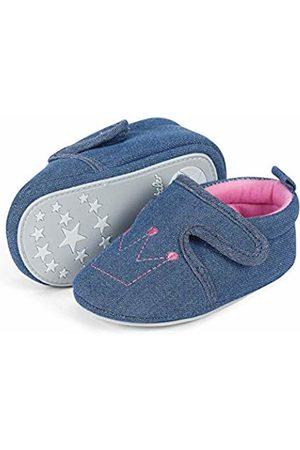 Sterntaler Girls' Baby-Krabbelschuh Loafers