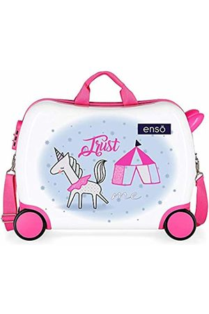 Enso Fantasy Children's Luggage 50 Centimeters 34 (Multicolor)