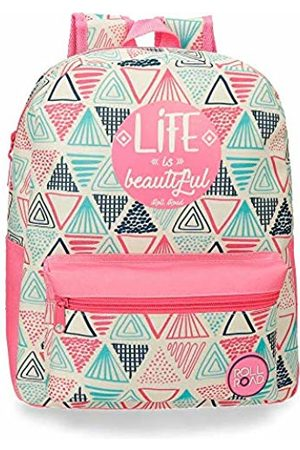 Roll Road Life Casual Daypack 32 Centimeters 8.64 (Multicolor)