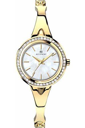 Apollo Unisex Analogue Classic Quartz Watch with Brass Strap 8110.01