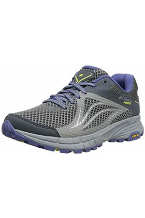 Columbia Women's Mojave Trail II Outdry Running Shoes, (Ti Steel, 033)