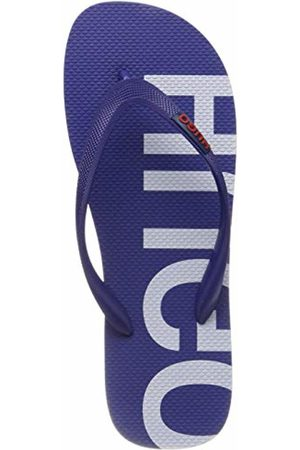 HUGO BOSS Men's Onfire_Thng_rblg1 Flip Flops, (Dark 401)