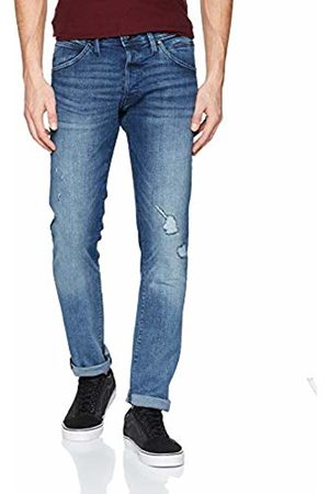 Jack & Jones NOS Men's Jjiglenn Jjfox Am 795 50sps STS Slim Jeans, Denim