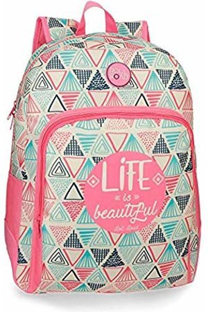 Roll Road Life School Backpack 44 Centimeters 19.600000000000001 (Multicolor)